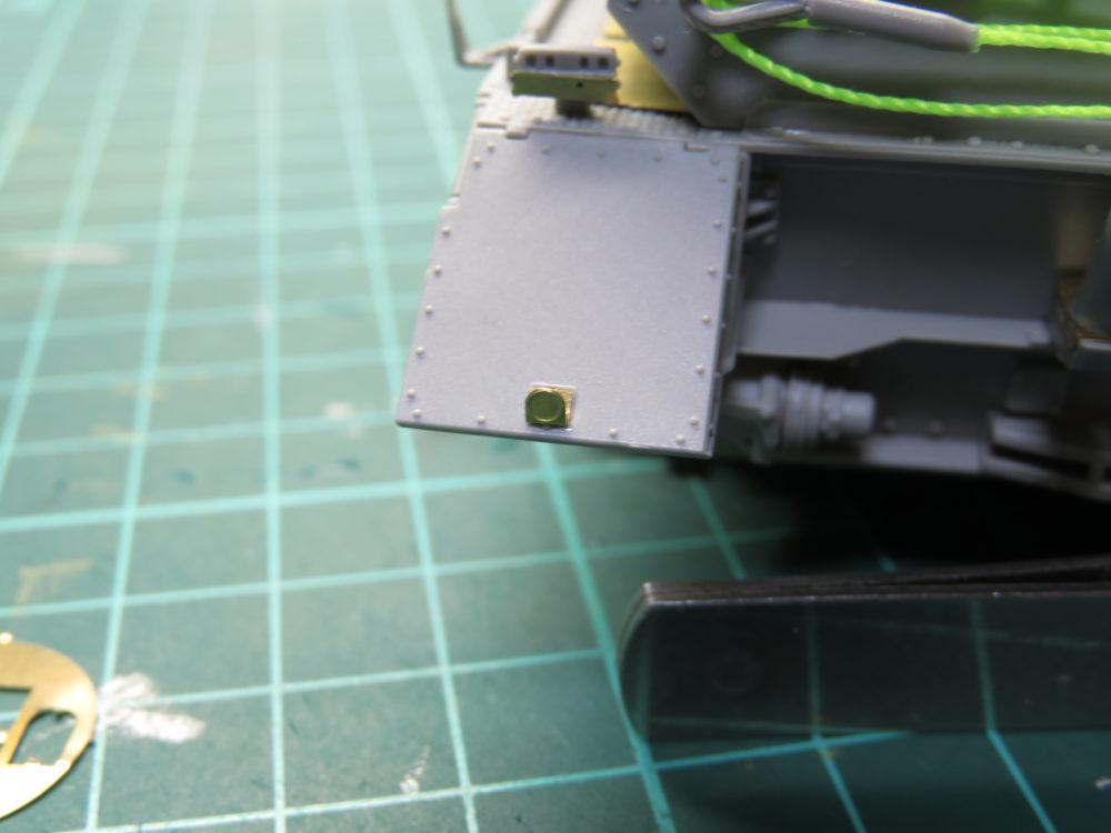 4号戦車 J型(中期型) 反射板の追加
