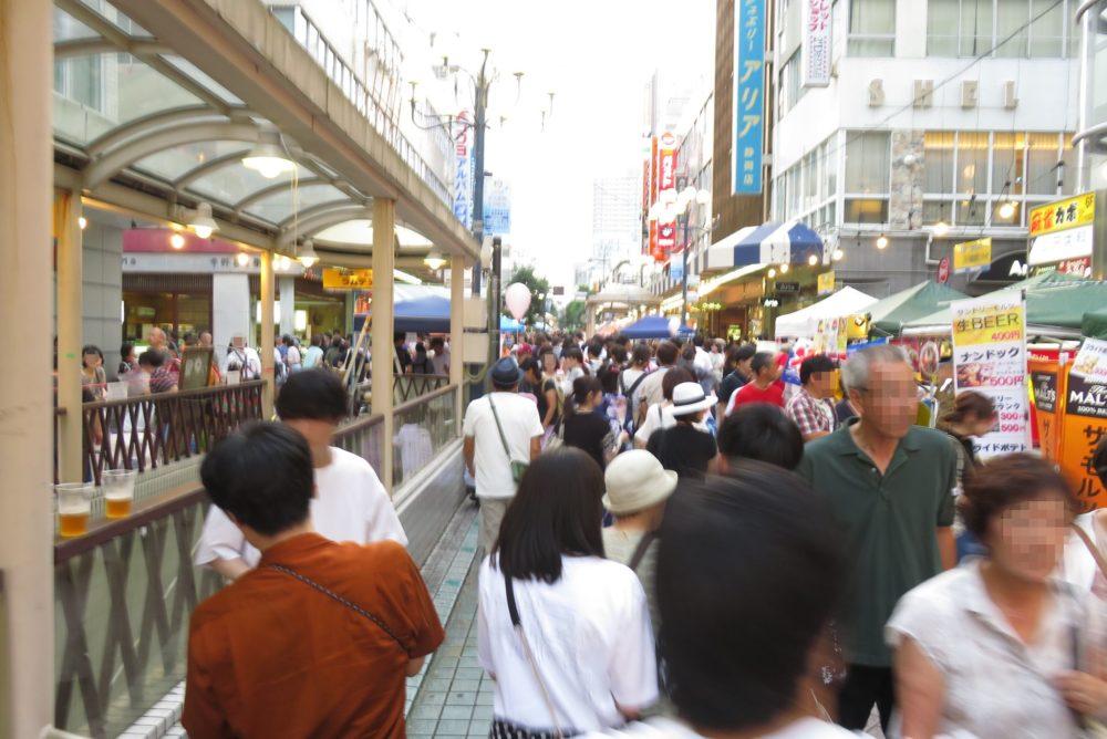 2018年8月11日 第56回 静岡夏祭り夜店市4