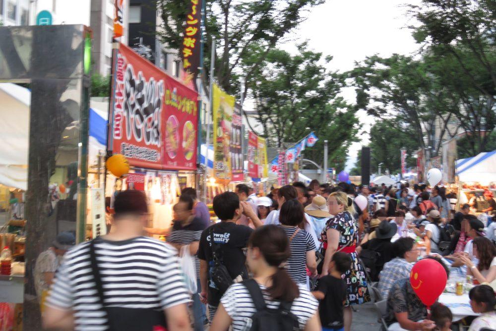 2018年8月11日 第56回 静岡夏祭り夜店市5