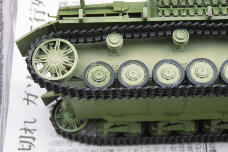 4号戦車 J型 車体基本塗装リトライ