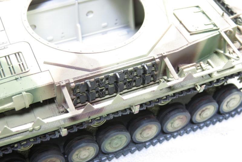 4号戦車 J型 OVMの塗装2
