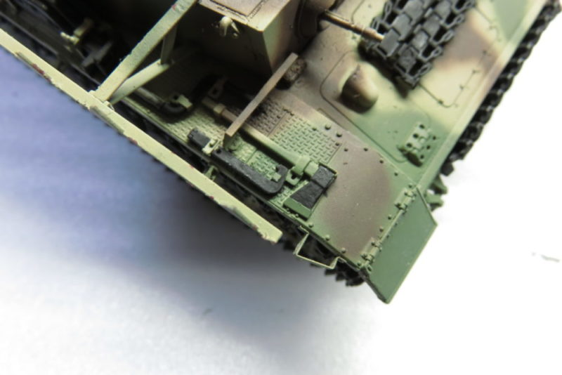 4号戦車 J型 OVMの塗装3
