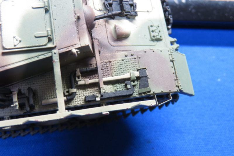 4号戦車 J型 OVMの塗装4