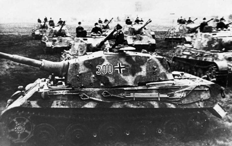 第503重戦車大隊 第3中隊 リヒャルト・フォン・ローゼン車