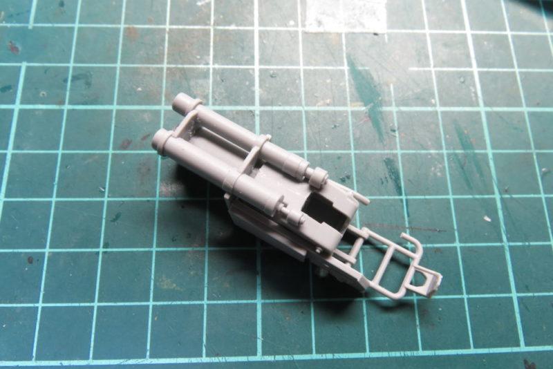 キングタイガー 8.8cm KwK43の砲尾