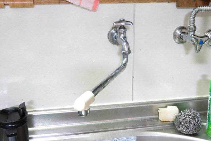 クリンスイ CSPX-NW 泡沫水栓(外ネジ)への取り付け手順