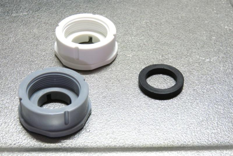 クリンスイ CSPX-NW 泡沫水栓(外ネジ)への取り付け手順5