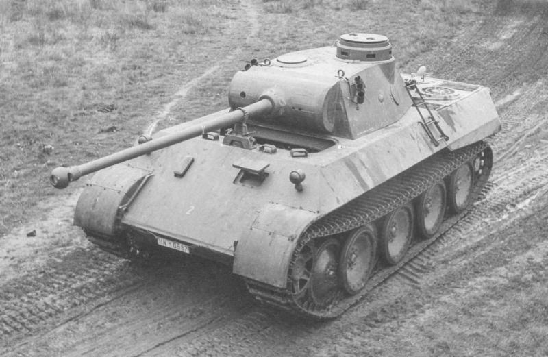 パンターD型 V2
