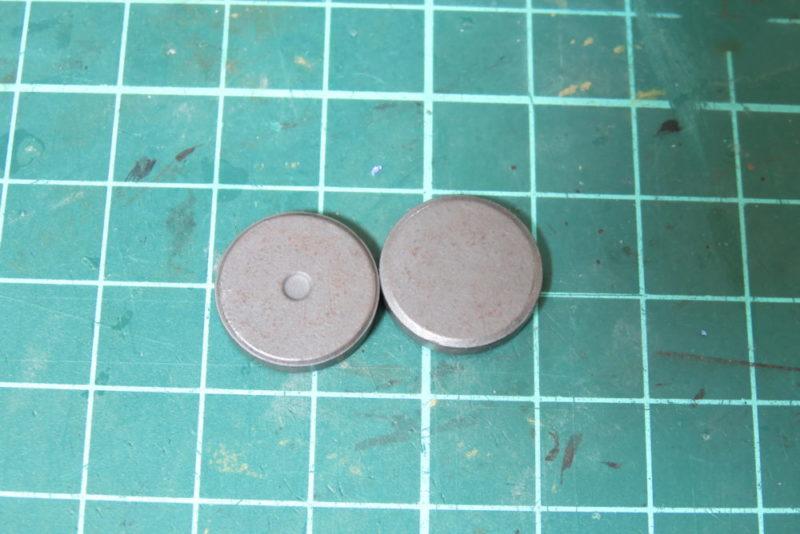 鉄人28号くん 磁石の裏表