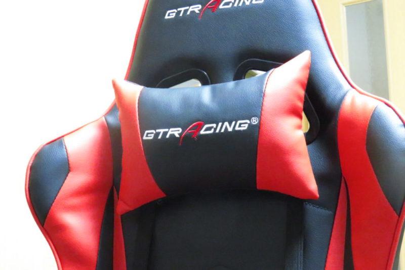 GTRACING ゲーミングチェア GT099 ヘッドレスト