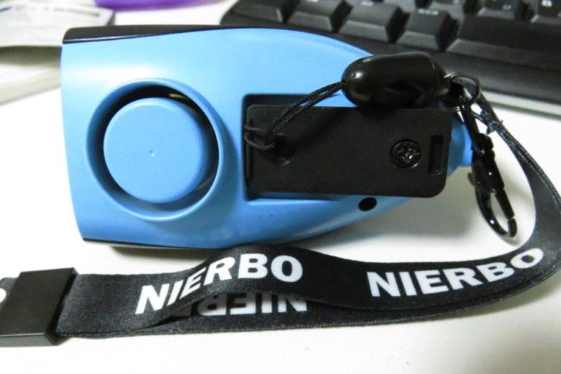 NIERBO 自転車ライト ストラップ装着