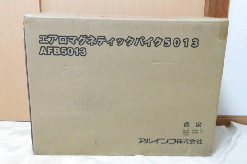 ALINCO AFB5013 箱