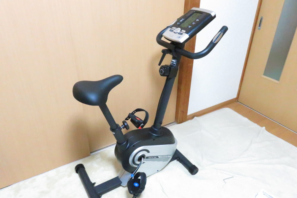 ALINCO エアロマグネティックバイク5013