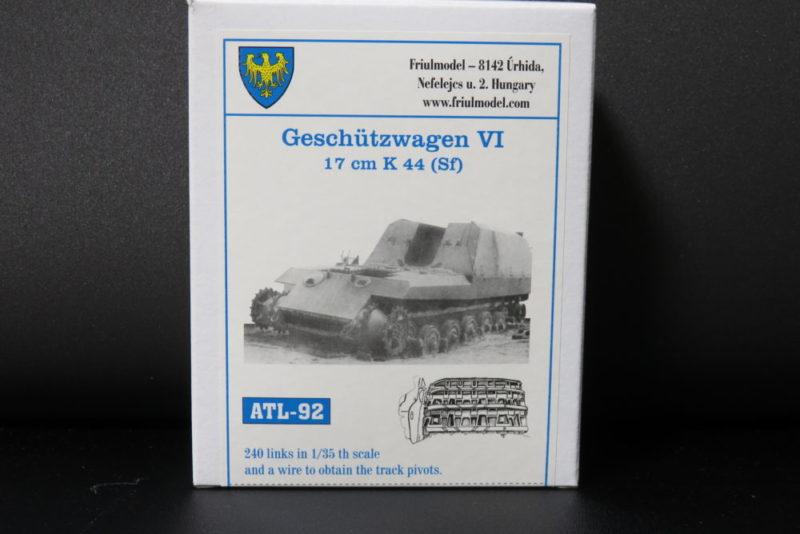 フリウルモデル グリレ17用 金属履帯
