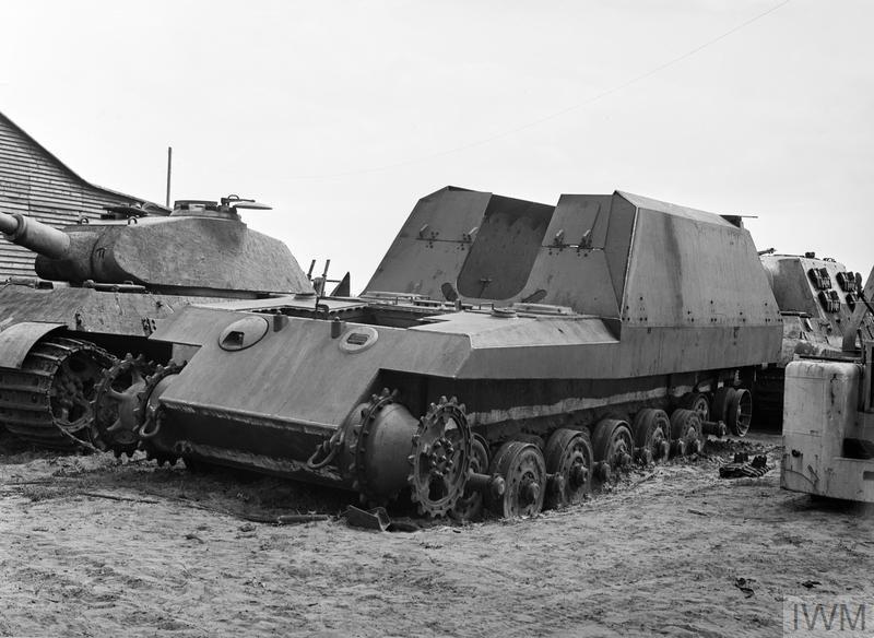 Geschützwagen Tiger