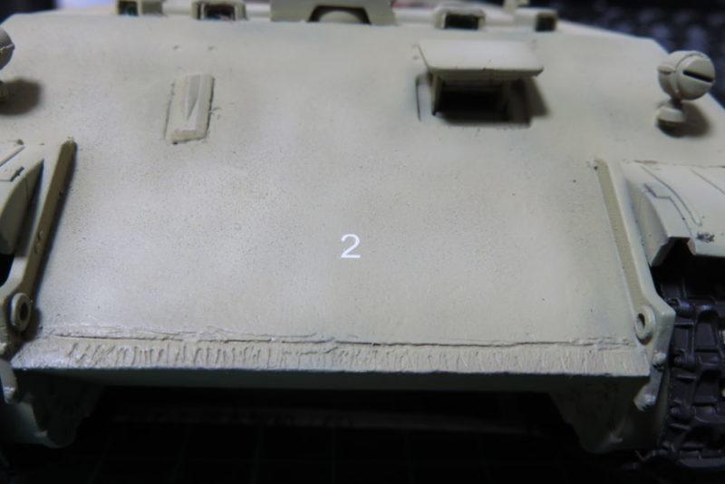 パンターD型 V2 デカール3