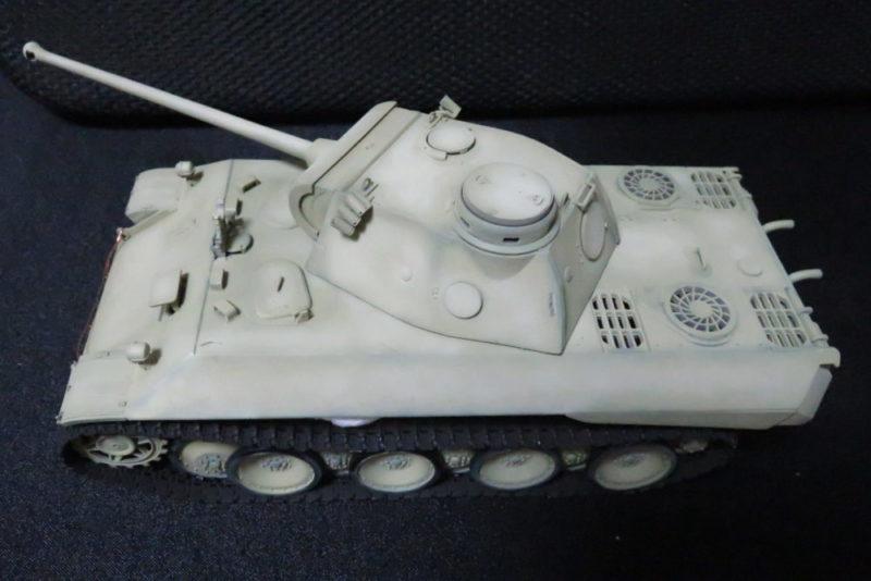 パンターD型 V2 ハイライト塗装2