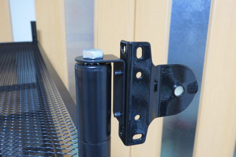 バウヒュッテ スクリーンラック BHS-1025SR ロールスクリーン取り付け金具