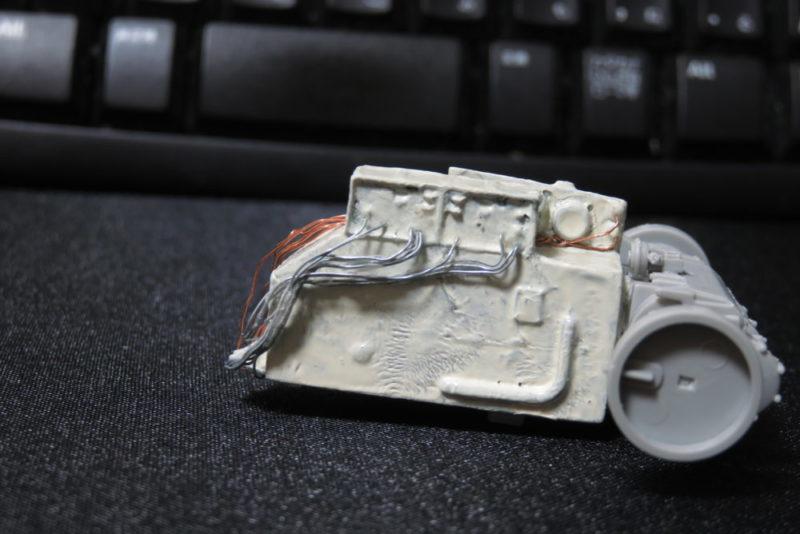 グリレ17 変速機(計器パネル等)のディテールアップ