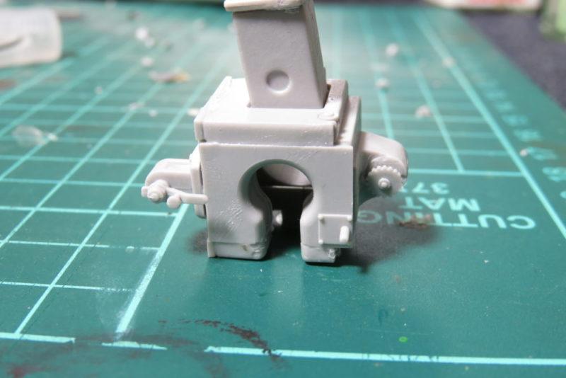 グリレ17 17cm K72(Sf) 閉鎖機の組み立て3
