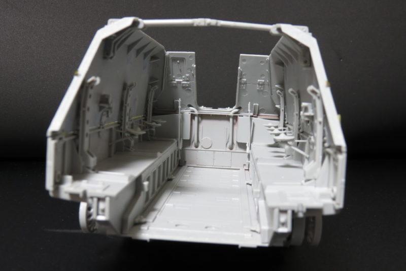 グリレ17 車体の完成4