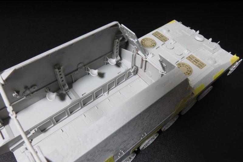 グリレ17 車体の完成3