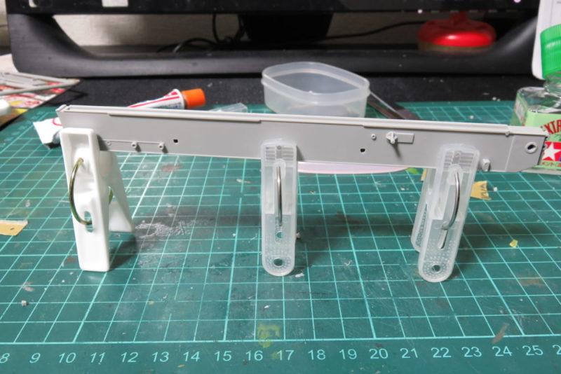 グリレ17 K72(Sf) 砲座の組み立て8