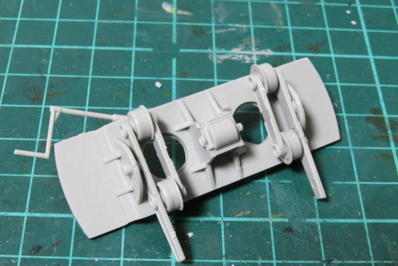 グリレ17 K72(Sf) 砲座の組み立て13