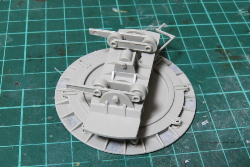 グリレ17 K72(Sf) 砲座の組み立て14