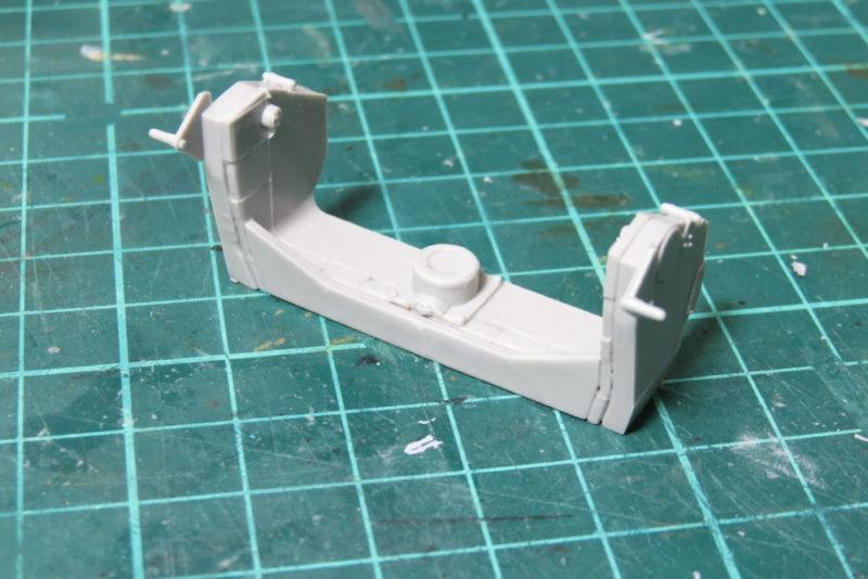 グリレ17 K72(Sf) 砲座の組み立て2