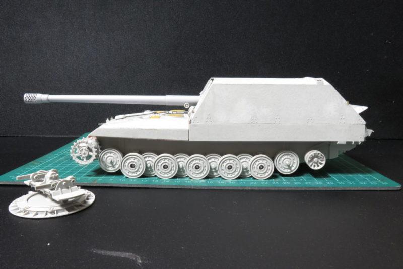 グリレ17 K72(Sf) 車体に搭載する