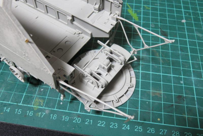 グリレ17 戦闘室後端のパイプフレーム5