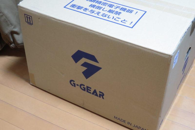G-GEAR GA7J-D181T/CP2 箱