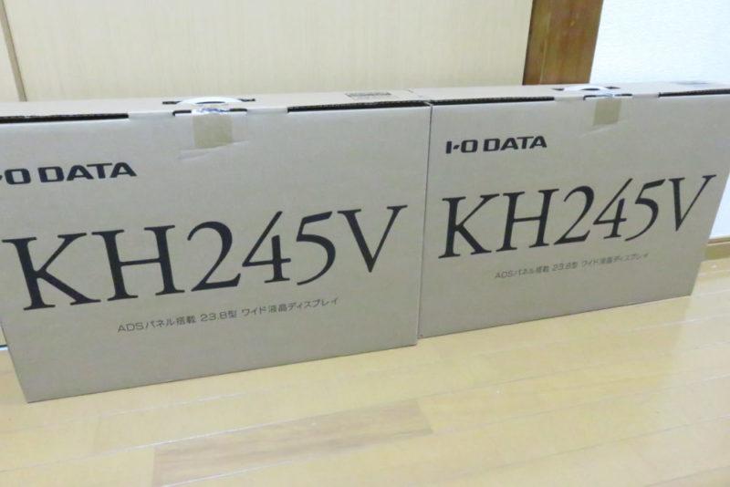 IO DATA KH245V