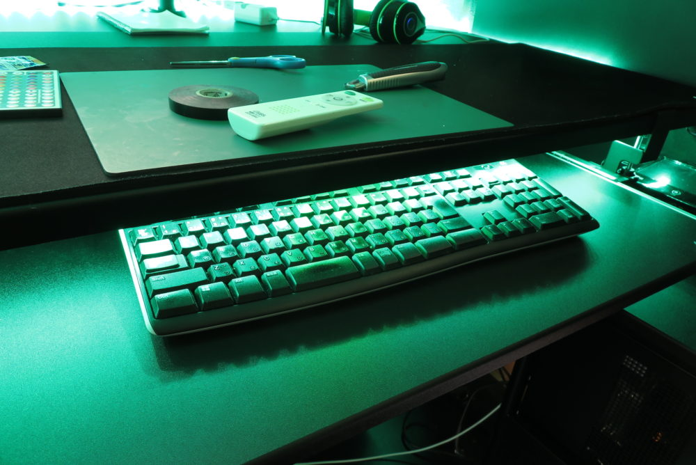LEDテープライト ライトアップ9