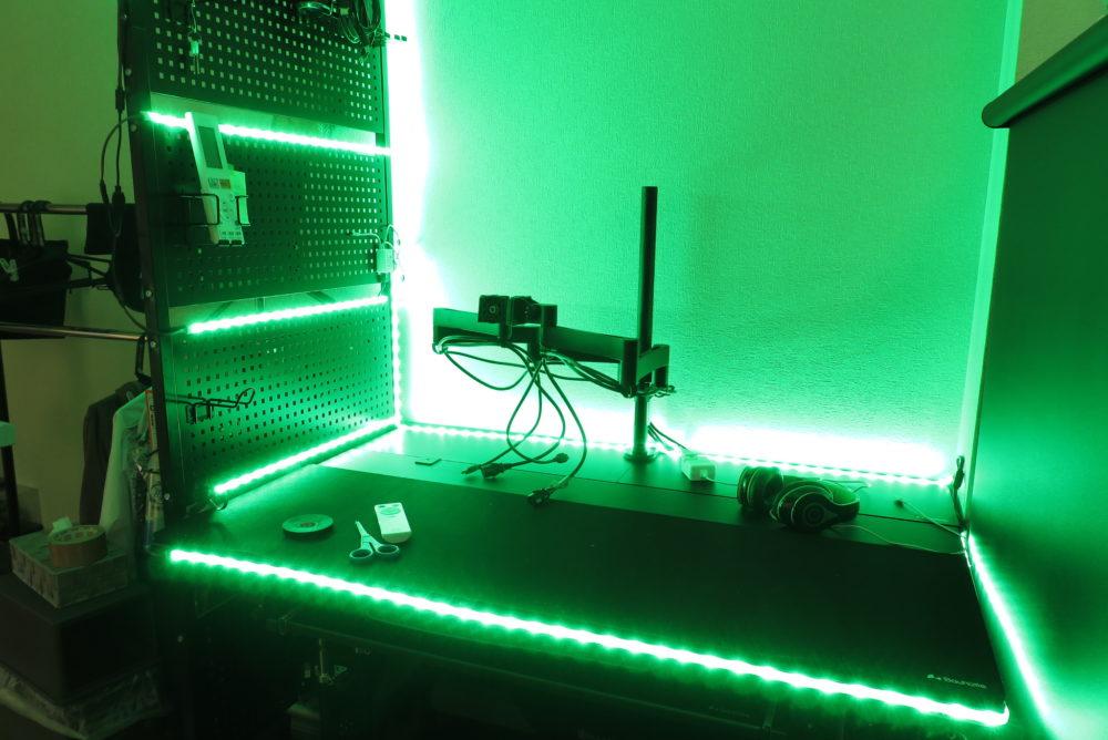LEDテープライト ライトアップ3