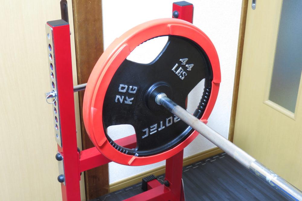 IROTEC 20kg ラバープレート5