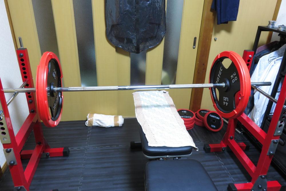 IROTEC 20kg ラバープレート6
