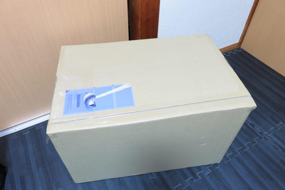 Bauhutte デスクごとチェアマット カーペットタイプ 箱