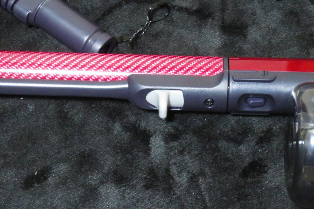 シャープ EC-AR3SX パイプレバー