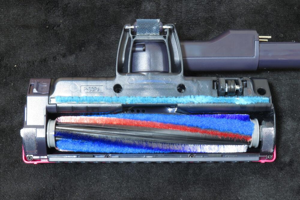 シャープ EC-AR3SX 回転ブラシ2