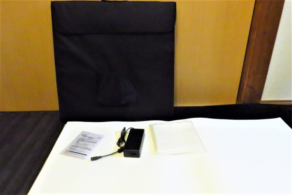 サンワサプライ 撮影ボックス セット内容