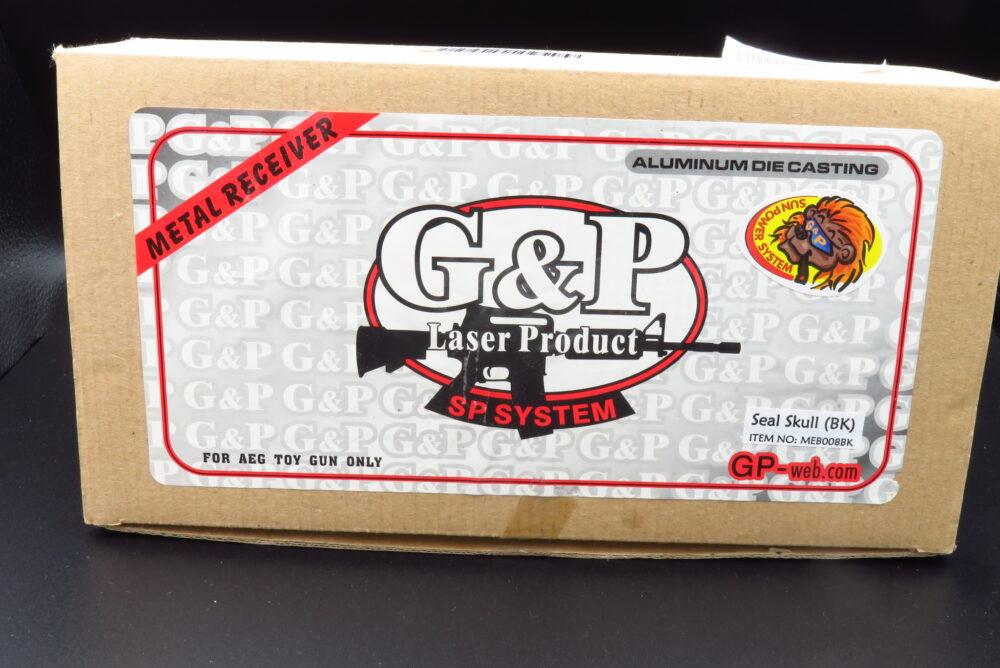 G&P メタルフレーム 箱