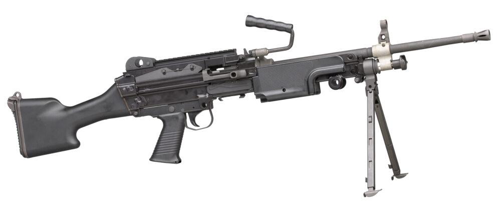 MINIMI軽機関銃