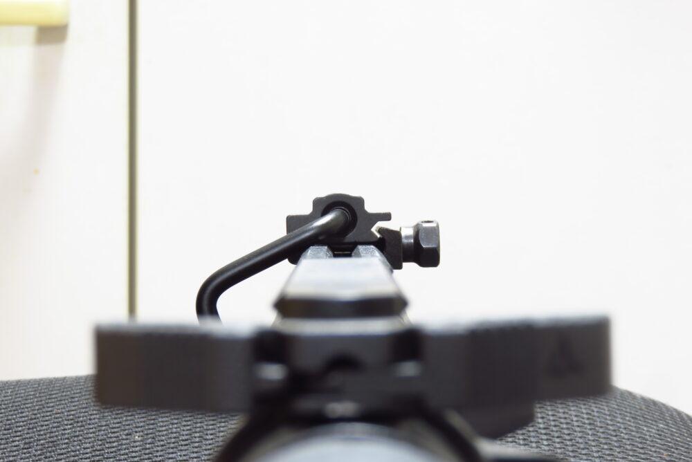 ノーブランド バレットM8タイプ キャリングハンドル 一人称視点