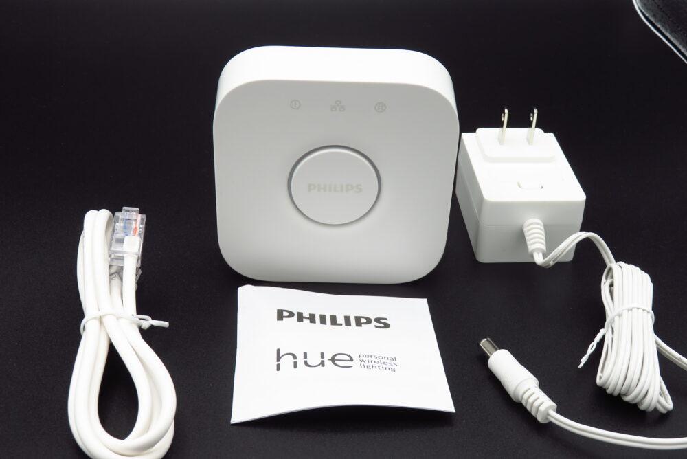 Philips Hue ブリッジ セット内容