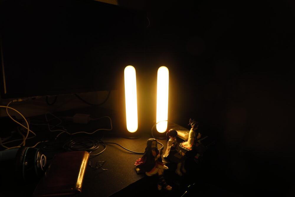 Philips Hue セットアップ Hue製品の電源を入れる