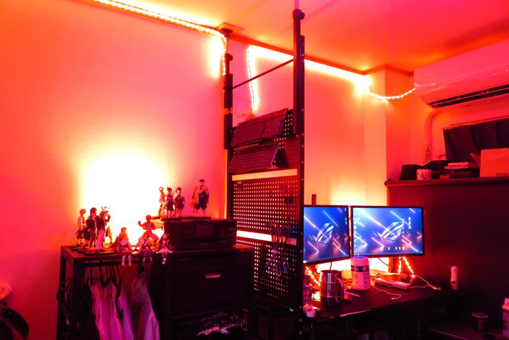 Philips Hueで部屋をライトアップする4